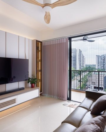 Kingsford Waterbay Living Space