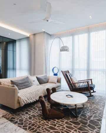 The Equatorial Living Space
