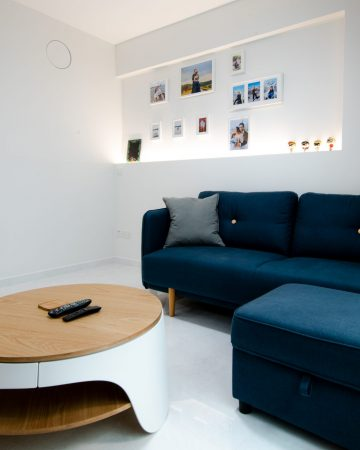Macpherson Spring Living Space